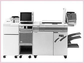 Mesin Fotocopy laser berwarna Canon CLC-500