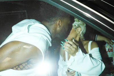 Blac Chyna Spotted Kissing Another Guy Despite Feud With Rob Kardashian