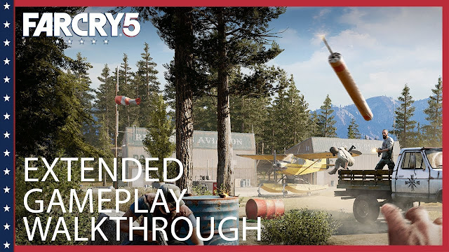 Far Cry 5 ganha novo gameplay, assista