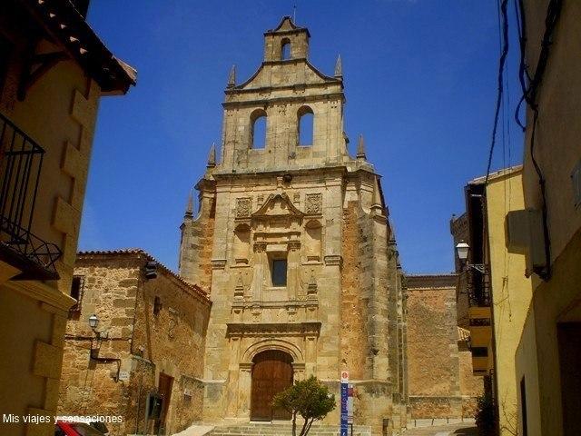 Convento de Santo Domingo en Cifuentes