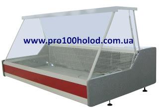 настольная витрина Эко-N - pro100holod.com.ua