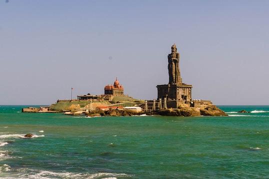 Thiruvalluvar statue india