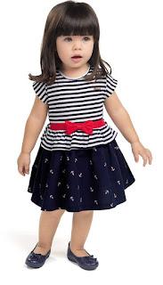 Fornecedor de vestido infantil para revender