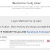 Terbukti! Cara baru dapat ratusan like di FB / Facebook Dengan Mudah