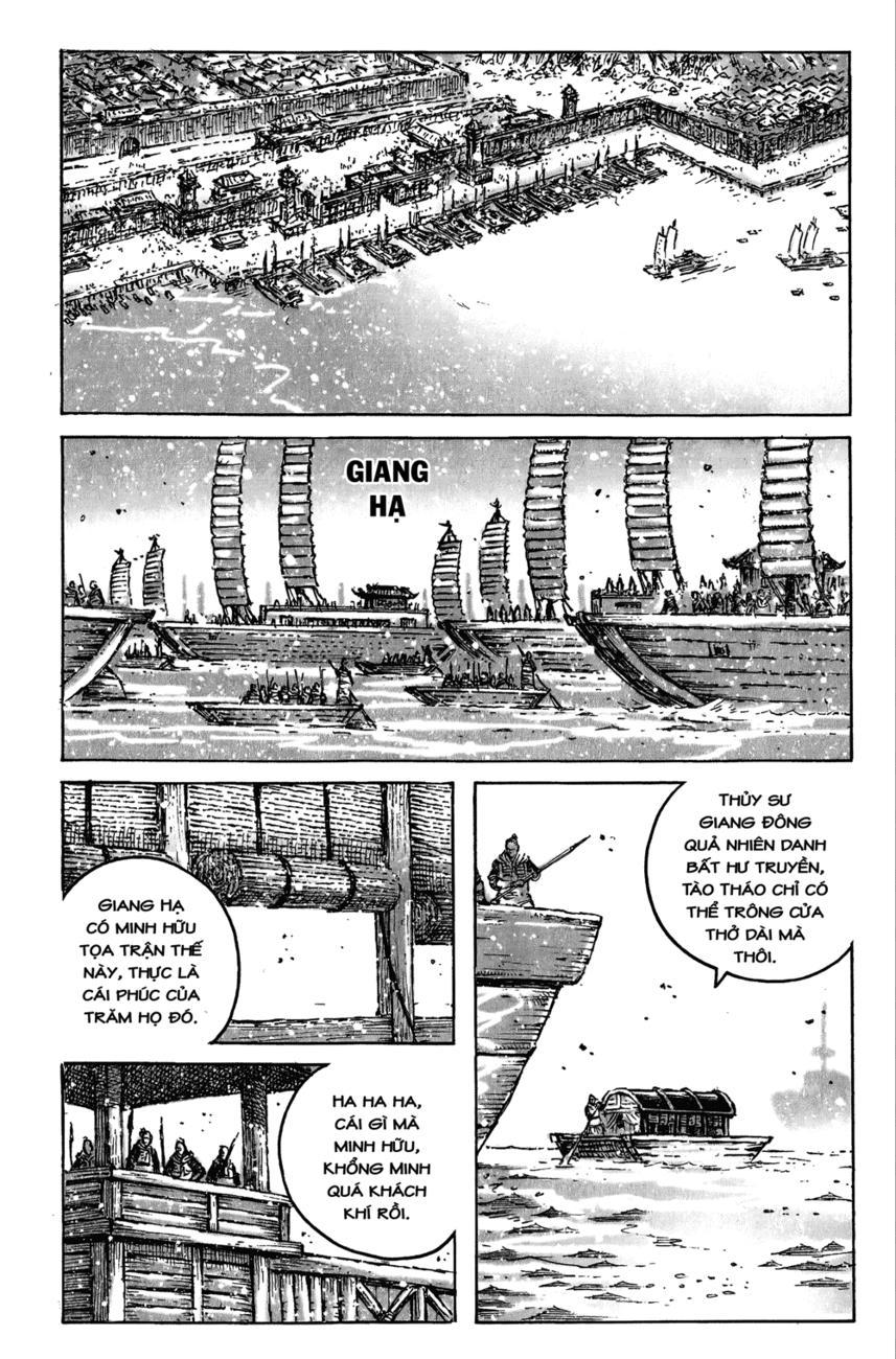 Hỏa phụng liêu nguyên Chương 466: Trùng hồi chánh quỹ [Remake] trang 2