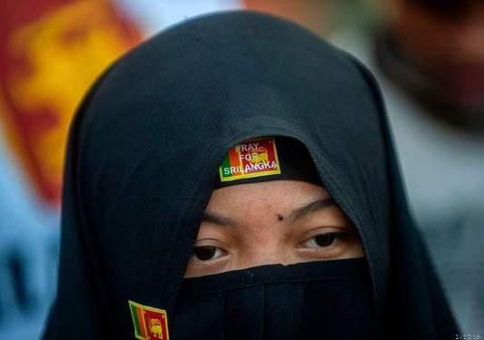 Sri Lanka Bans Covering the Face With Veils