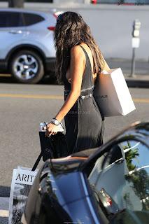 Eiza Gonzalez in Revealing Beautiful Gown Side    CEleBrity.co Exclusive 07