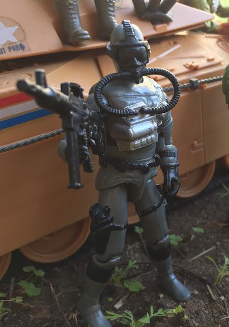 1994 Shipwreck, Battle Corps, 1985 Mauler, Action Soldier