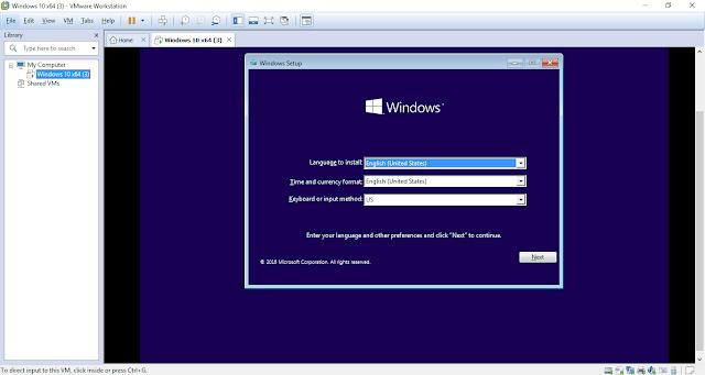 ạo máy ảo với VMware Workstation - H09