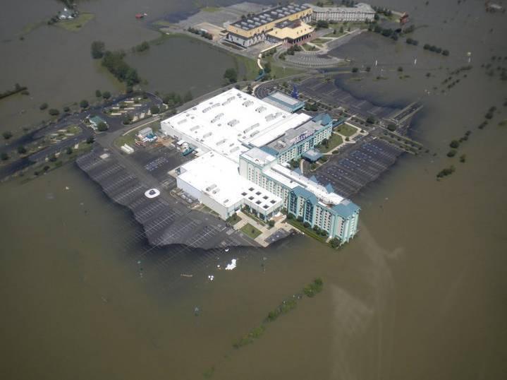 Marian's Hunting Stories, etc , etc , etc   : Flooded Casino's
