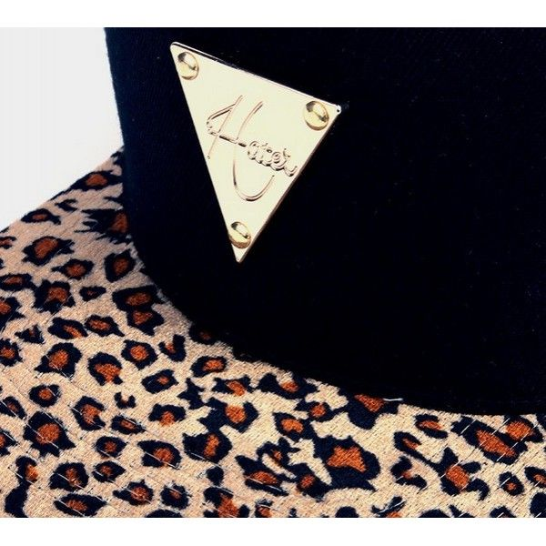 Boné Hater Leopard