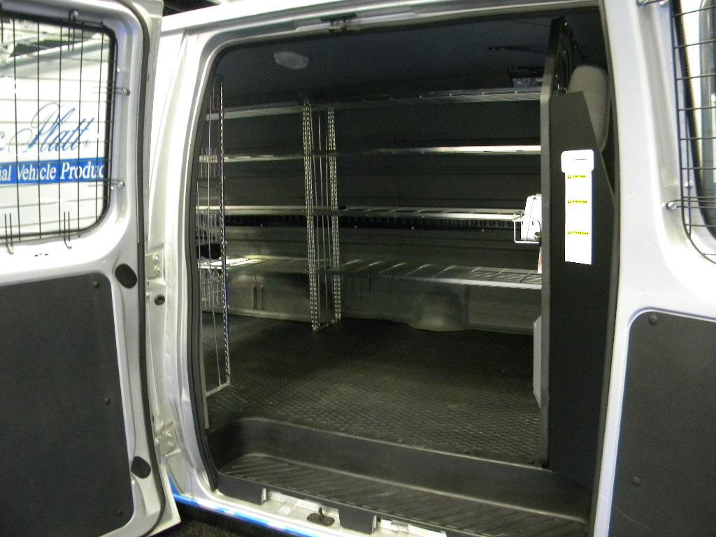Harbor Truck Bodies Blog Masterack Van Interiors On