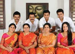 Suriya Family Wife Parents children's Marriage Photos
