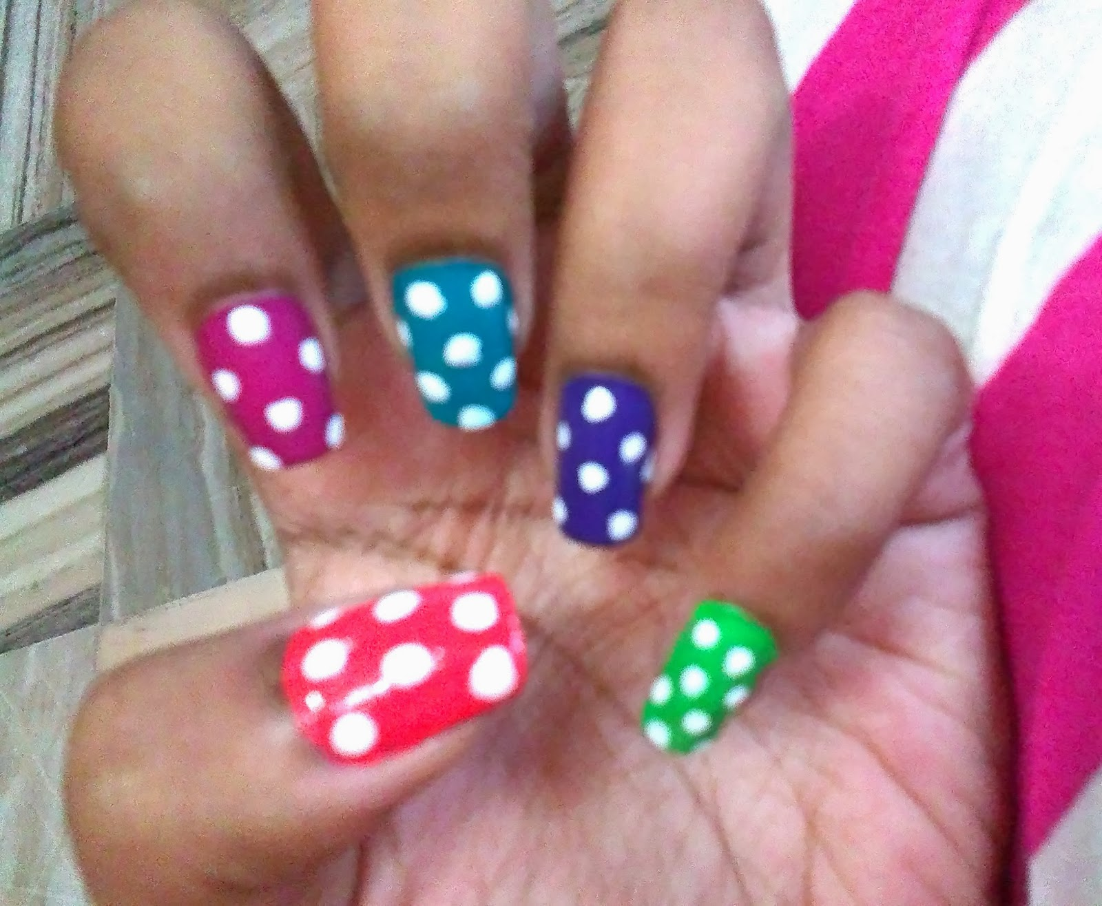 Fashionable n Chic: Funky Nail Art