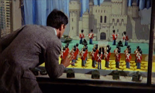 The tin soldier sequence in The Power (1968)
