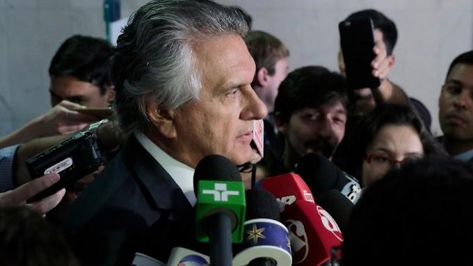 """Caiado defende PEC do Teto: """"Vamos arrumar a casa que o PT bagunçou"""""""