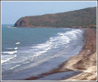 Harihareshwar Beach Devghar