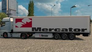 Trailer Mercator