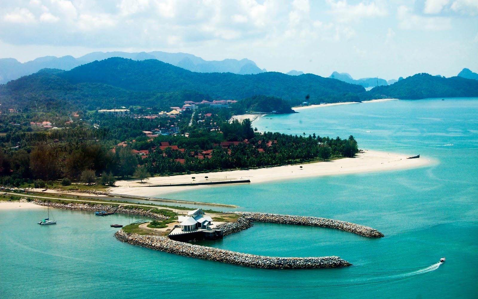Langkawi Island Malaysia Tourist Destinations
