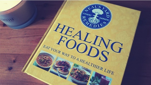 A picture of the Neal's Yard Remedies Healing Foods