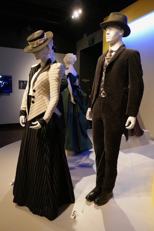 Alienist mini-series costumes