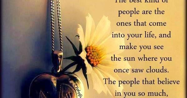 sometimes you meet people who make the sun