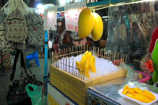 MAngo Markets  Khao San Road Bangkok Thailand Travel Blogger Review What to See Photography