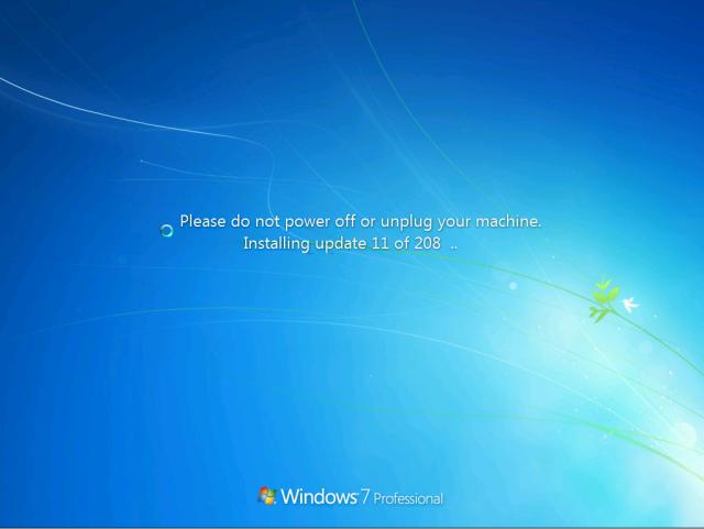 مايكروسوفت تطلق خمسة أعوام من التحديثات لويندوز 7 دفعة واحدة