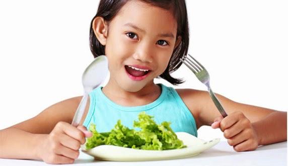 Makanan untuk Mencerdaskan Anak
