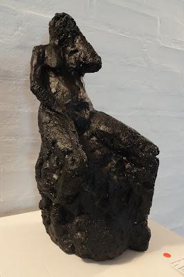 Bronzeskulptur af Mette Fischer