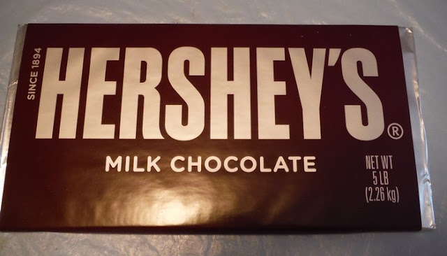 amazon 5 lb chocolate bar