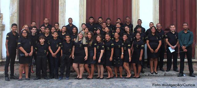 Banda Musical Curica estará no 26º Festival de Inverno de Garanhuns