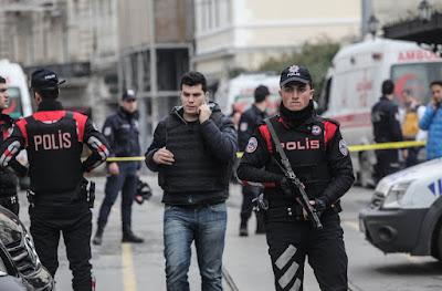 EL ameaça crianças judias na Turquia