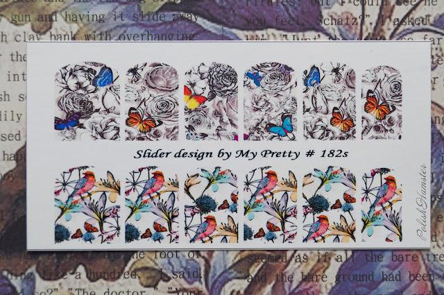 Слайдер-дизайн My Pretty 182s