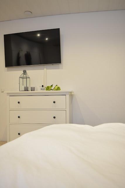 makuuhuoneen hemnes lipasto & tv