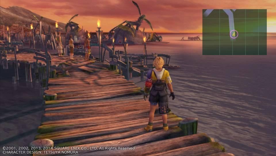 gfs 356142 2 7 - Final Fantasy X remastered (VPK/MAI) PS VITA