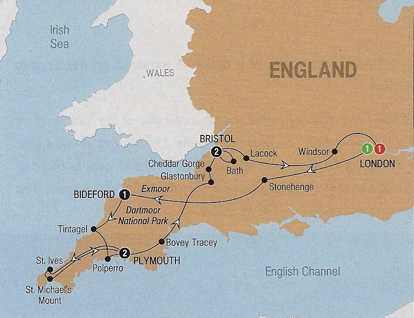 Map Of England King Arthur.The World According To Barbara Glastonbury Abbey And King Arthur S