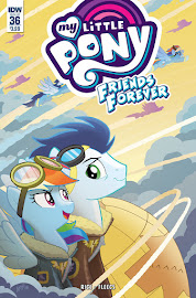 MLP Friends Forever #36 Comic