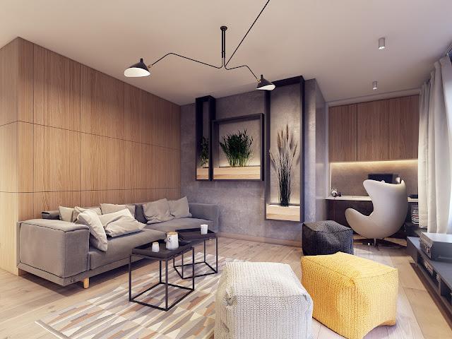 Thiết kế chung cư đẹp - Mẫu số 25