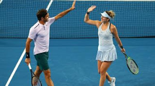 Switzerland reach Hopman Cup final