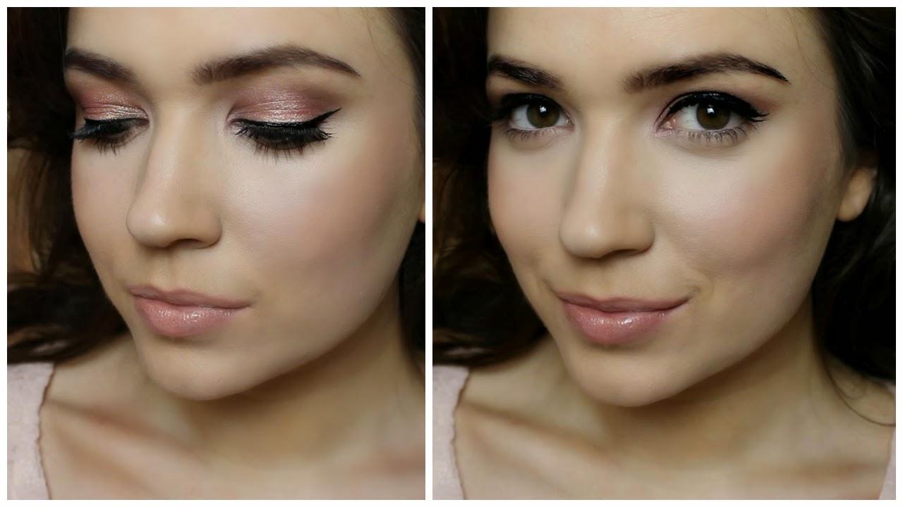 TheMakeupChair: DIY Rose Gold Eyeshadow