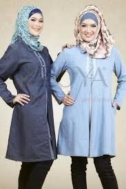 Contoh Baju Muslim Merek Zoya Terbaru