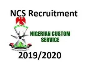 Nigeria Custom Service Recruitment 2019 Shortlisted