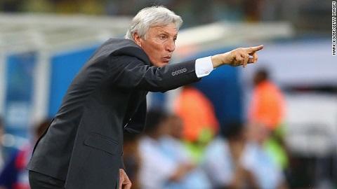 Huấn luyện viên tuyển Colombia, José Pékerman
