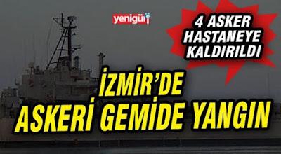 Ο ΜΕΓΑΛΟΣ ΘΕΟΣ ΤΗΣ ΕΛΛΑΔΟΣ....!!! Τουρκικό Πολεμικό Πλοίο ΈΞΩ από την Χίο που έβγαινε στο Αιγαίο για να προκαλέσει Επεισόδιο, ΕΠΙΑΣΕ ΦΩΤΙΑ...!! Ένας Νεκρός και Τέσσερεις τραυματίες...