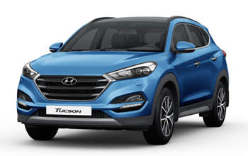 The all new Hyundai Tucson SUV Hd Photo