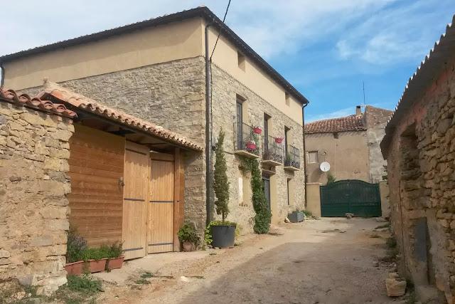 casa rural El Buho de fuentestrún