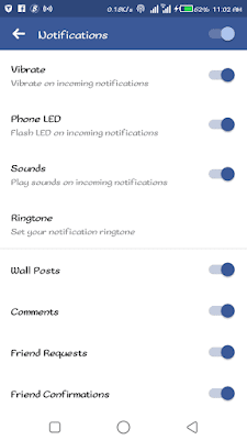 How Can I Turn Off Facebook Notifications? Choose Notification to Receive
