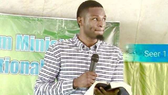 WOOW!! See Why Nigerian Prophet Anoited Andrew Was Deported