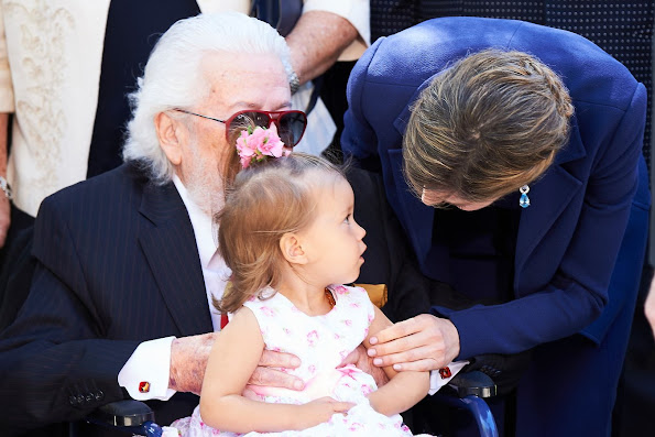 King Felipe, Queen Letizia attend 2016 Cervantes Awards Ceremony